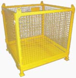 Cages, Pallet Hooks, Forklift Attachments